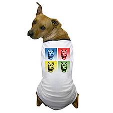 Schipperke Pop Dog T-Shirt