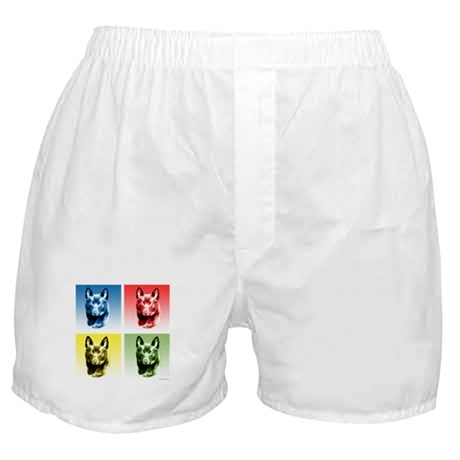 Schipperke Pop Boxer Shorts