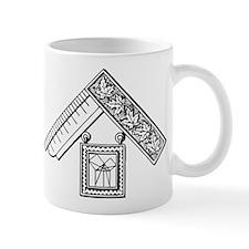 Past Master's Jewel No. 3 Mug