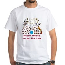 Orchestra--Play Well With Oth Shirt