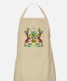 Derby Coat of Arms BBQ Apron