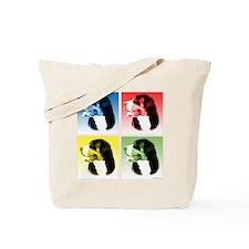 Swissy Pop Tote Bag
