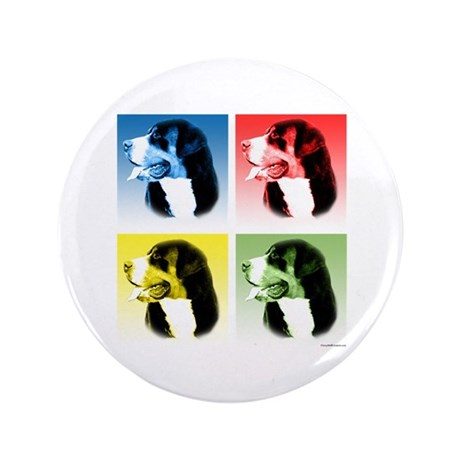 "Swissy Pop 3.5"" Button (100 pack)"
