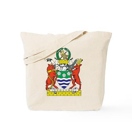 Cumberland Coat of Arms Tote Bag