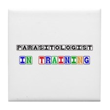 Parasitologist In Training Tile Coaster
