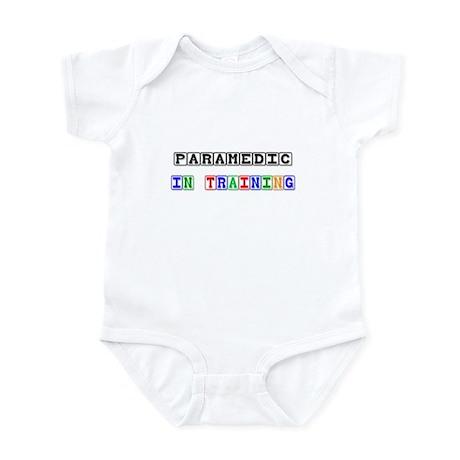 Paramedic In Training Infant Bodysuit