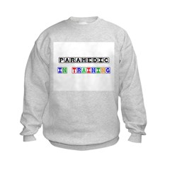 Paramedic In Training Sweatshirt