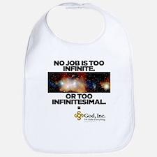 God, Inc. Infinite Bib
