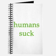 humans suck Journal