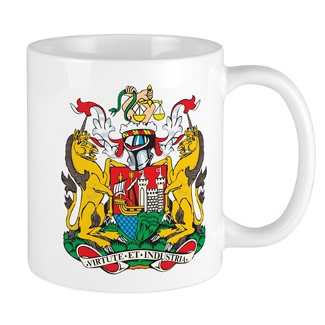 Bristol Coat of Arms Mug