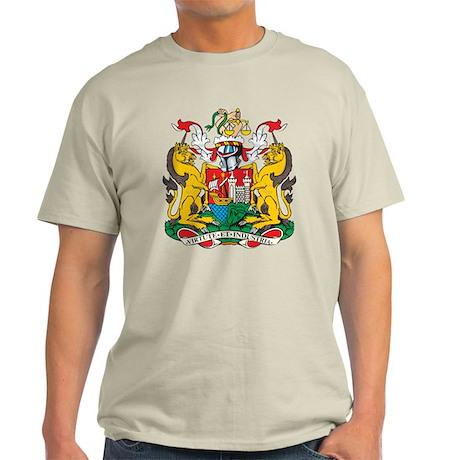 Bristol Coat of Arms Light T-Shirt