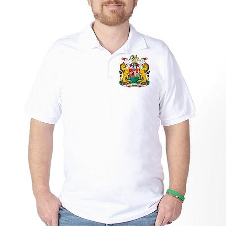 Bristol Coat of Arms Golf Shirt