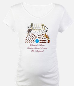 Classical Music-Be Inspired Shirt