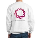 Breastcancer.org Sweatshirt