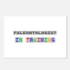 Paleontologist In Training Postcards (Package of 8
