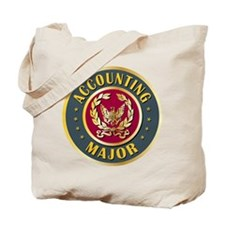 Accounting Major College Course Tote Bag