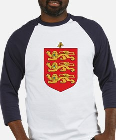 Guernsey Coat of Arms Baseball Jersey