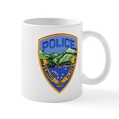 Seward Police Mug