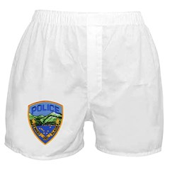 Seward Police Boxer Shorts