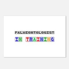 Palaeontologist In Training Postcards (Package of