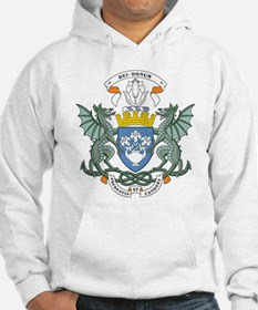 Dundee Coat of Arms Hoodie