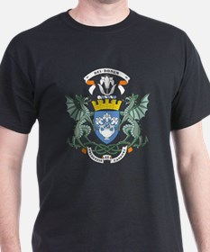 Dundee Coat of Arms T-Shirt