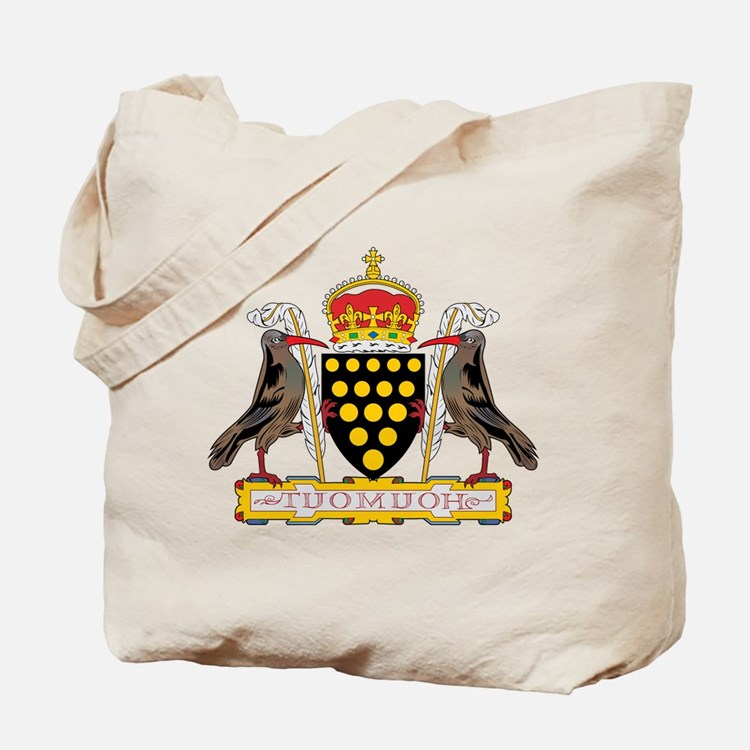 Cornwall Coat of Arms Tote Bag