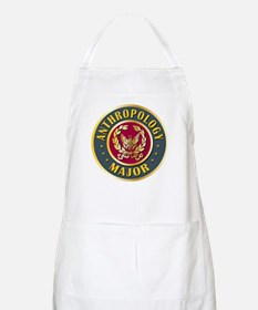 Anthropology Major College Course BBQ Apron