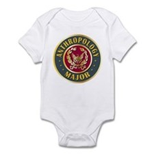 Anthropology Major College Course Onesie