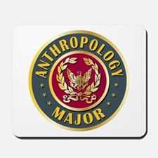 Anthropology Major College Course Mousepad
