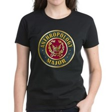 Anthropology Major College Course Tee