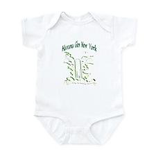 Havana Glen NY Infant Bodysuit