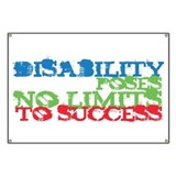 Disability awareness Banners