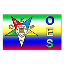 OES Rectangle Decal
