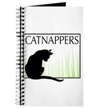 CatNappers Logo Notebook
