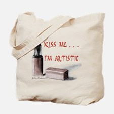 Kiss Me . . . Tote Bag