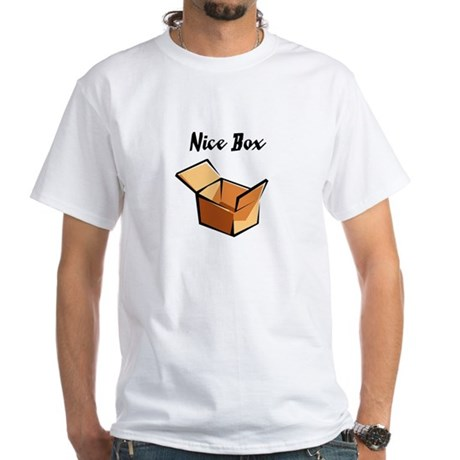 Nice Box White T-Shirt
