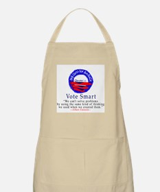 Big Girls for Barack Vote Smart BBQ Apron