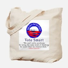 Big Girls for Barack Vote Smart Tote Bag