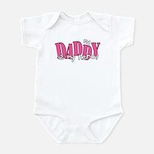 Daddy is my Hero Infant Bodysuit