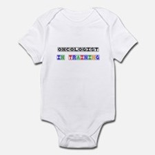 Oncologist In Training Infant Bodysuit