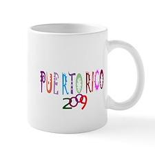 Puerto Rico 2009 Mug