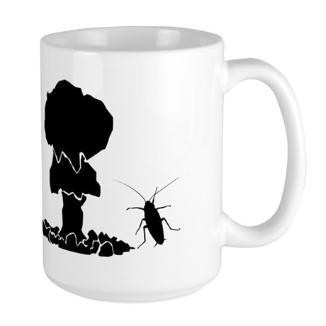 Evolution Large Mug