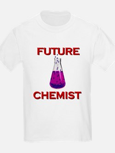 Future chemist Kids T-Shirt