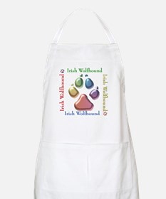 Wolfhound Name2 BBQ Apron
