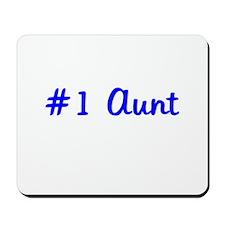 #1 Aunt Mousepad
