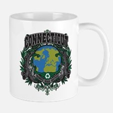 Connecticut Green Pride Mug