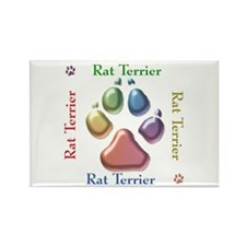 Rat Name2 Rectangle Magnet