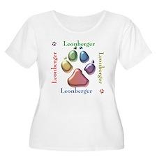 Leonberger Name2 T-Shirt