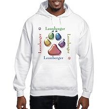 Leonberger Name2 Hoodie